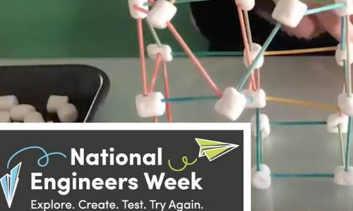 Create Buildings Out of Marshmallows and Toothpicks