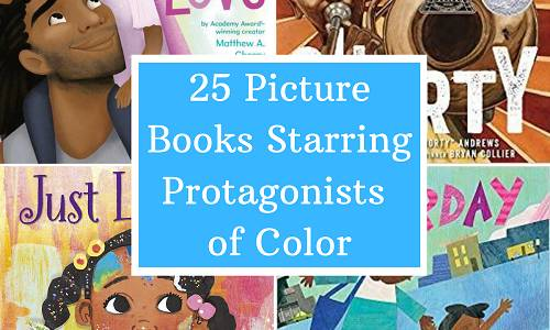Picture Books Starring Protagonists of Color