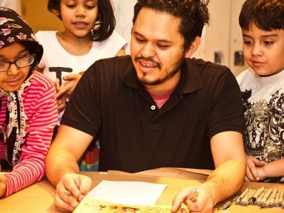 Character Comics Workshop with Visiting Artist Raul the Third | Calendar |  Boston Children's Museum