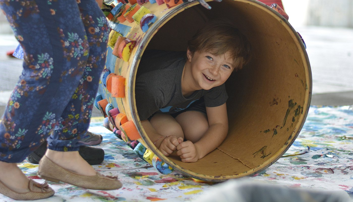 Main Image for Summer Fun and Learning Every Day Under the Tent!